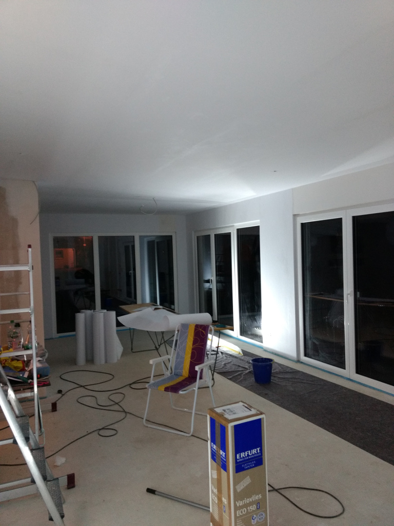 netzwerkdosen projekt haus. Black Bedroom Furniture Sets. Home Design Ideas