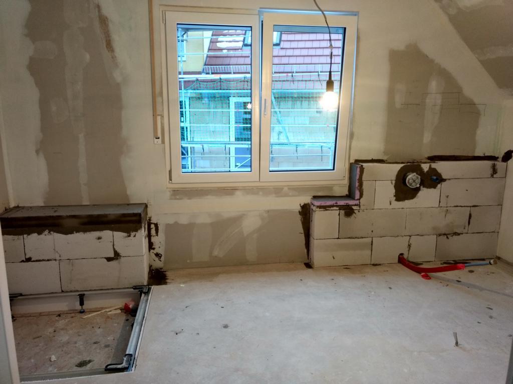 bad – Projekt Haus