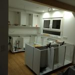 Erste Küchenimpressionen...